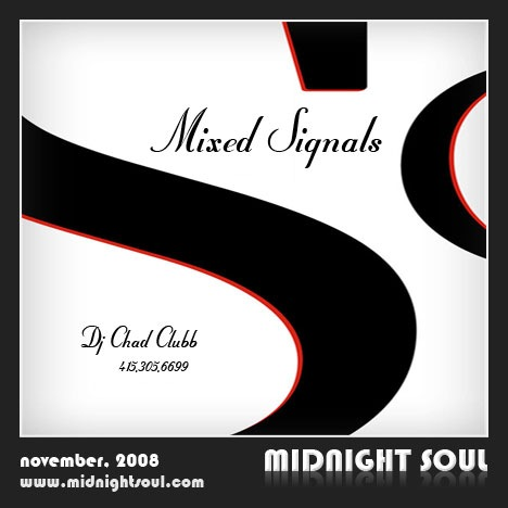 Mixed signals soulful house music nov 2008 midnight for House music 2008